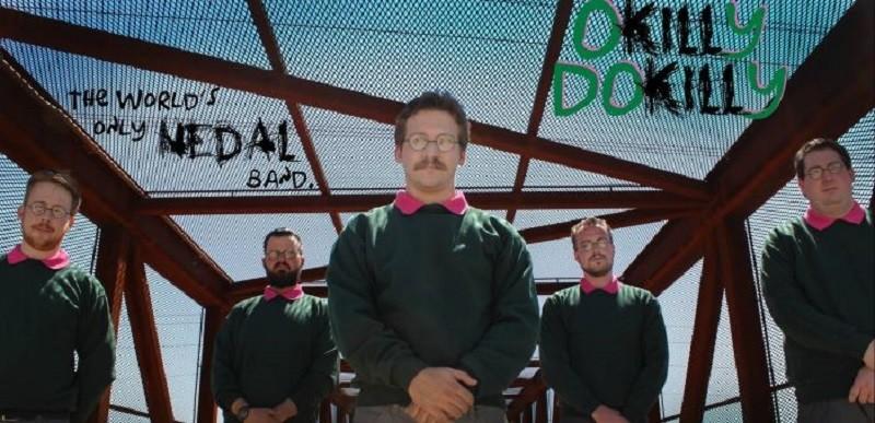 Nace una banda de metal inspirada en Ned Flanders de Los Simpson - Okilly-dokilly-800x387