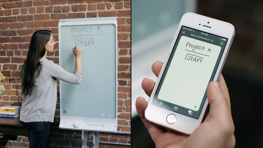 SMART kapp, la pizarra con funciones inteligentes - Smart-Kapp