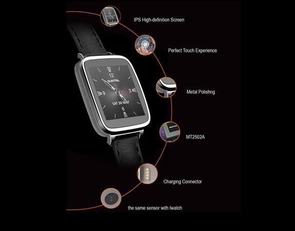 A28, un smartwatch compatible con iOS y Android ¡A precio de promoción! - Smartwatch-A28-caracteristicas