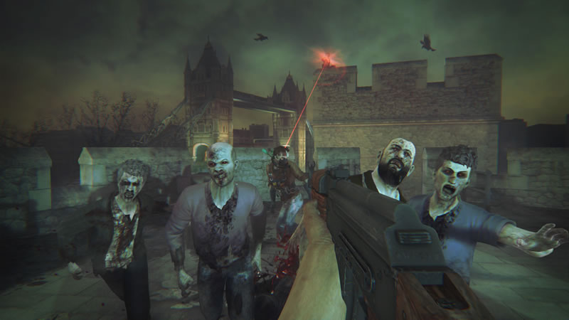Zombi ya está disponible para PS4, Xbox One y PC - ZOMBI-Ubisoft