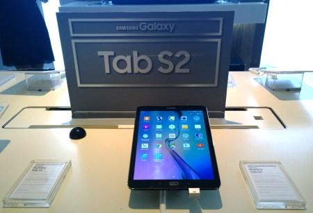 Samsung lanza la Galaxy Tab S2 en México