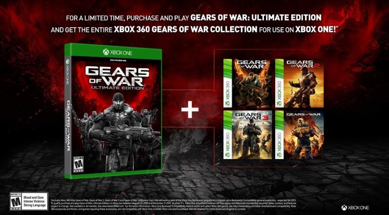 Gears of War: Ultimate Edition incluirá todos los Gear of War existentes - gear-of-war-ultimate-edition-800x443