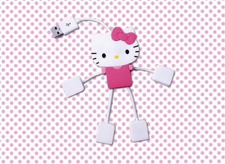 Ginga presenta el nuevo Hub de Hello Kitty