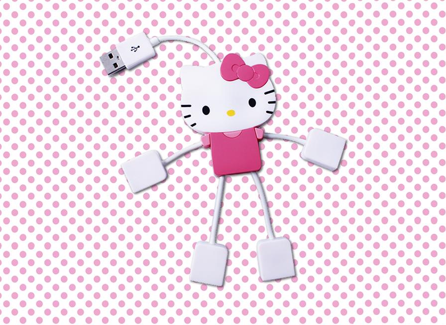 Ginga presenta el nuevo Hub de Hello Kitty - ginga-HUB-Hello-Kitty