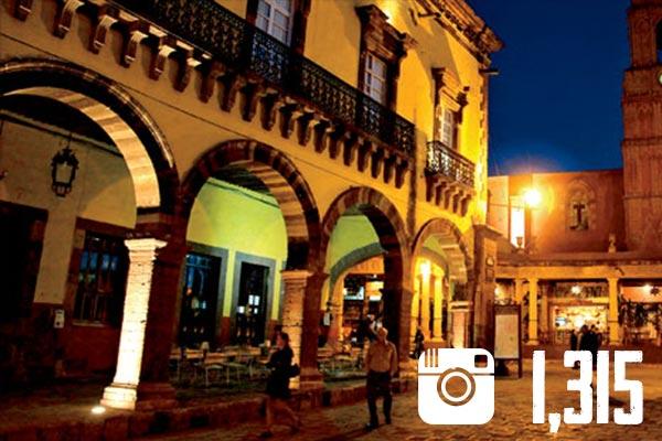 Así festejan los mexicanos en Instagram: Los 10 monumentos más fotografiados - 2GTO-SMAPlazaPrincipal