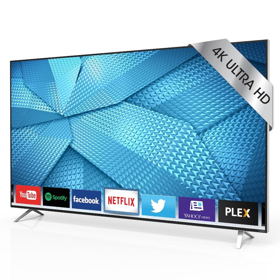 VIZIO presenta en México sus nuevas series de Televisores 2015 - 4K-con-Ultra-Alta-Definicion
