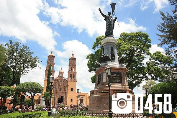 Así festejan los mexicanos en Instagram: Los 10 monumentos más fotografiados - 7GTOMonumentoHidalgo