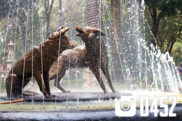 Así festejan los mexicanos en Instagram: Los 10 monumentos más fotografiados - 8CDMXCoyoacan