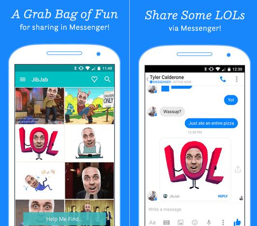 JibJab Messages, crea divertidos GIF personalizables con tus fotografías - Captura-de-pantalla-2015-09-15-15.34.51