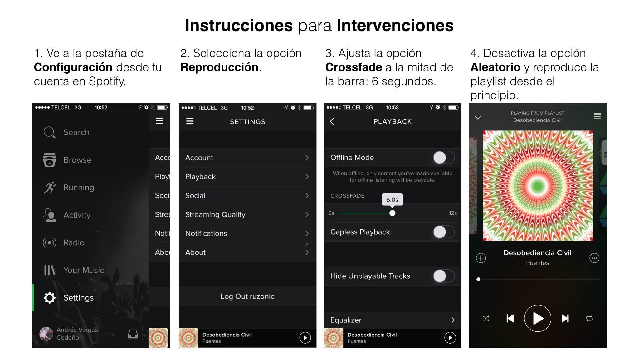 Spotify invita a un acto de Desobediencia Civil ¡Conócelo! - Desobediencia-Civil-Spotify