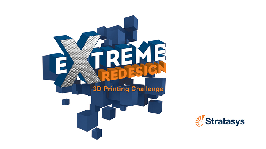 Stratasys anuncia Concurso extreme redesign 3D printing 2016 ¡Inscripciones abiertas! - Extreme-Redesign-3D-Printing-Challenge