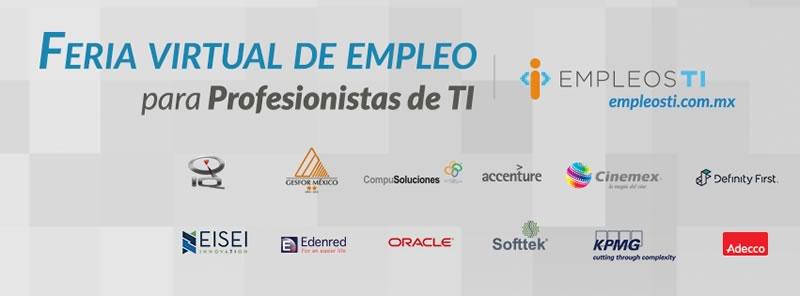 Inici la feria virtual de reclutamiento de ti 2015 for Ina virtual de empleo