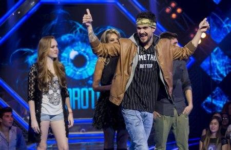 Conoce al habitante número 15 de Big Brother México 2015 y a los primeros nominados