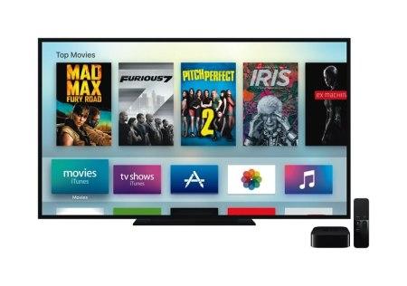 Apple presentó su nueva Apple TV con Siri y muchas novedades [VIDEO]