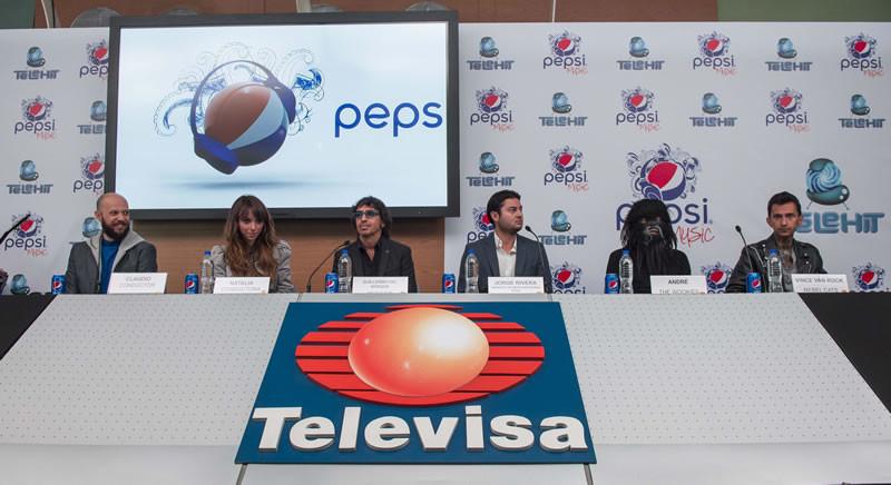 Pepsi Music, el nuevo programa de Telehit - Pepsi-Music-Telehit-800x436