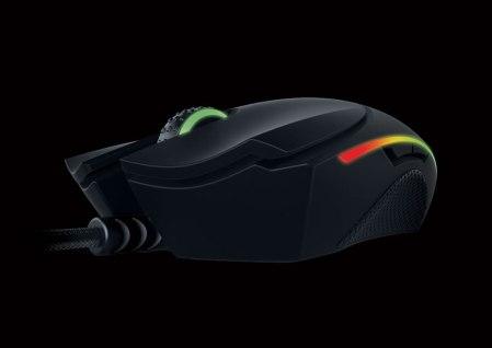 Razer Diamondback, el mouse gamer con el sensor más preciso del mundo