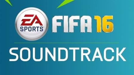 Este es el soundtrack de FIFA 16 ¡Escúchalo y dinos que te parece!