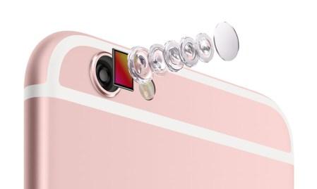 La evolución de la cámara del iPhone hasta al iPhone 6S
