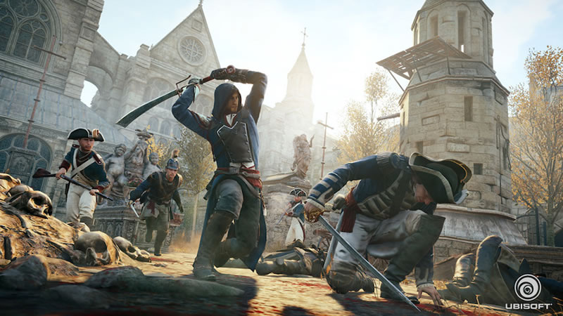 Ubisoft está desarrollando un parque de diversiones - parque-de-diversiones-de-ubisoft