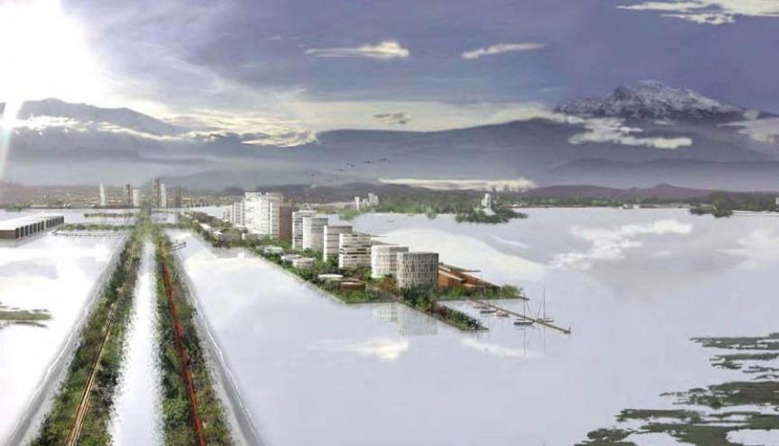 Cuatro tendencias arquitectónicas para las ciudades del futuro - proyecto-Mexico-Ciudad-Futura