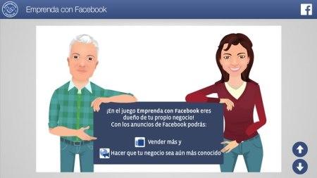 «Emprenda con Facebook», la plataforma de Elearning gratuita de Facebook