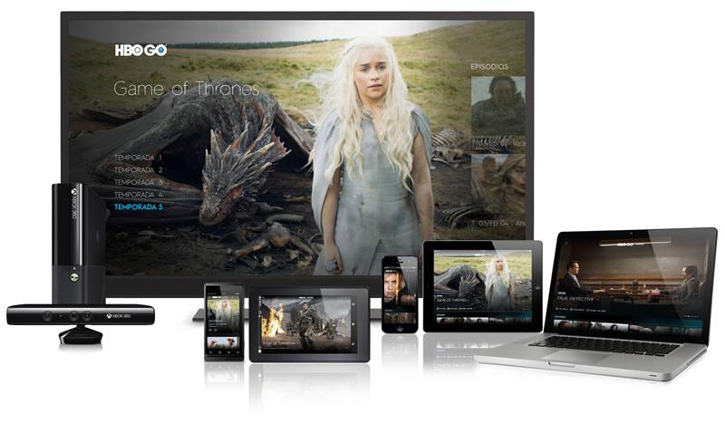 HBO lanzará servicio de streaming de paga en Latinoamérica y el Caribe - HBO-GO-Streaming-de-paga