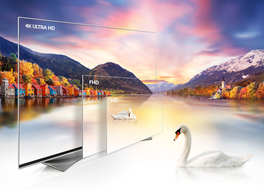 LG presentó contenido HDR en OLED 4K TV - LG_4K_Resolution