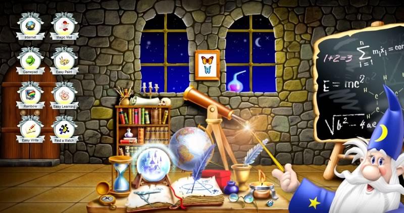 Magic Desktop 9.1, el sistema operativo para niños - Magic-Desktop-Sistema-operativo-para-ninos
