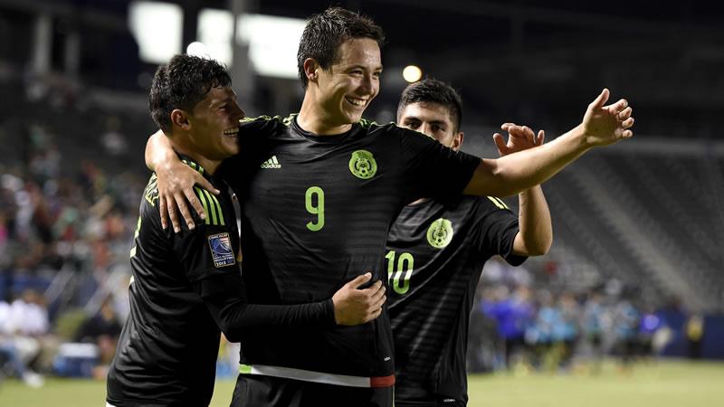 México vs Haití, Preolímpico CONCACAF 2015 - Mexico-vs-Haiti-Preolimpico-CONCACAF-2015