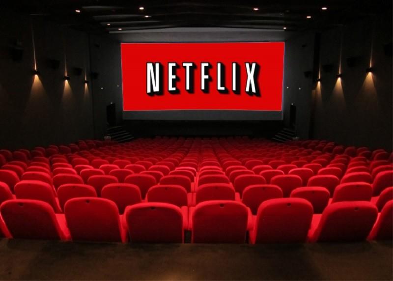 Netflix estrena película en cines que competiría por un Oscar - Netflix-cine-800x572