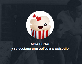 Popcorn Time no se rinde y presenta Butter, su alternativa legal