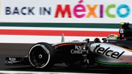Gran Premio de México 2015 de Fórmula 1 ¡Imperdible!