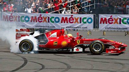A qué hora es el Gran Premio de México 2015 en la Fórmula 1