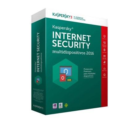 Lanzamiento Kaspersky Internet Security multidispositivos 2016
