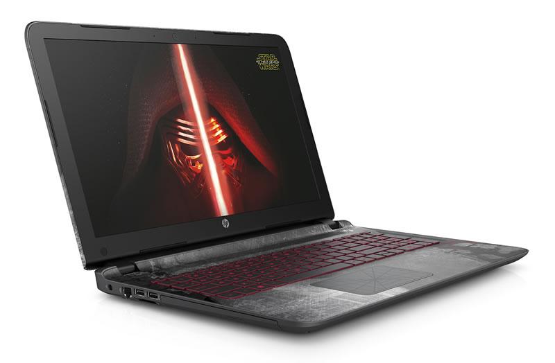 HP lanza laptop edición especial de Star Wars - laptop-edicion-especial-de-Star-Wars-HP