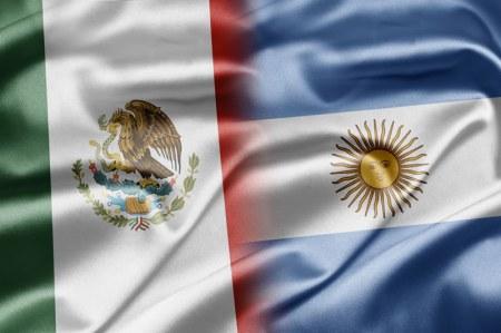 México vs Argentina en el Mundial Sub-17 Chile 2015