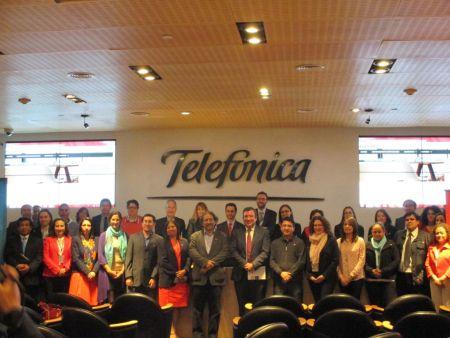 Telefónica y Santander impulsan la Educación Digital en México