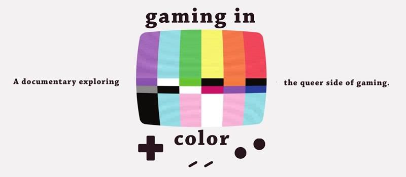 Gaming in Color, documental sobre la comunidad gamer LGTB se estrena en México - documental-gaming-in-color-mexico