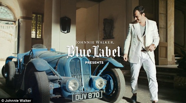 JW Blue Label presenta en México The Gentleman's Wager II - johnnie-walker-the-gentleman