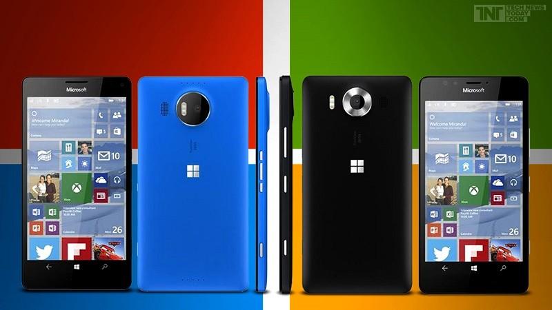 Microsoft anuncian Lumia 950, el primer teléfono con Windows 10 - lumia-950-and-950-xl-800x450