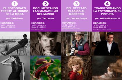 Canon lanzará la primera plataforma fotográfica hecha en México - master-classes-zoom-in-project