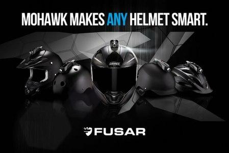 Ya puedes preordenar «Mohawk» para hacer cualquier casco inteligente