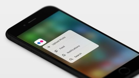 Llega el nuevo Flickr para iOS 9 con soporte para 3D Touch y más