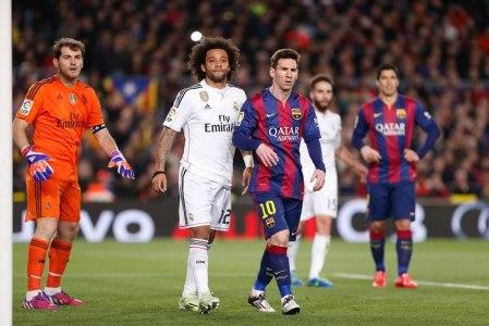 Real Madrid vs Barcelona, Clásico Español 2015| Liga BBVA Jornada 12