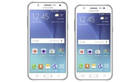 Los Samsung Galaxy Serie J llegaron a México