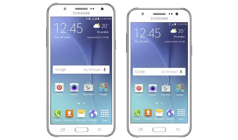 Los Samsung Galaxy Serie J llegaron a México - samsung-galaxy-j5-y-j7