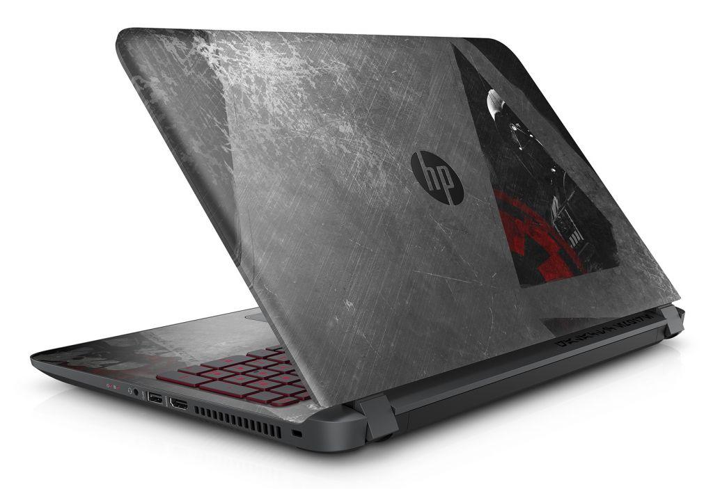 Llega a México la nueva línea de PCs y notebooks HP para Navidad - starwarstmspecialedition