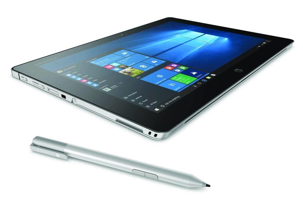 tablet hp elite x2 1012 HP Elite x2, la primera tablet creada verdaderamente para la empresa