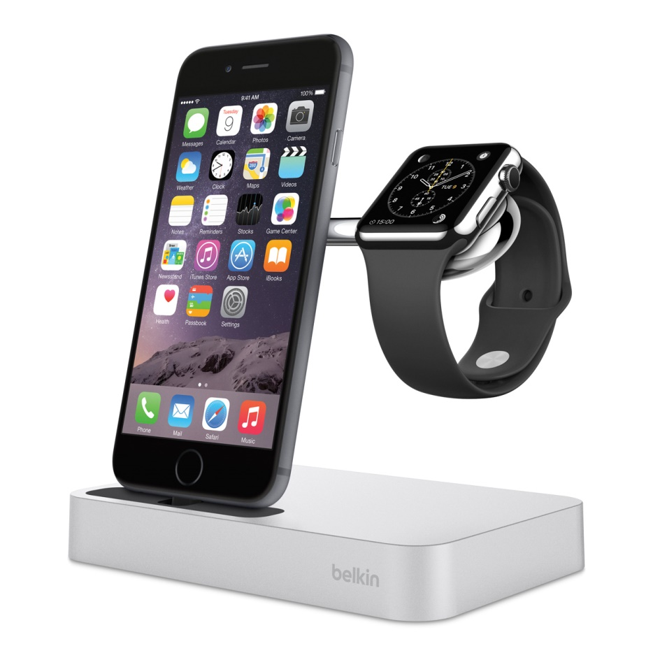 Belkin presenta Valet Charge Dock for Apple Watch + iPhone - valet-charge-dock-for-apple-watch-iphone