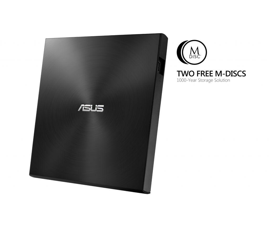 ASUS presenta unidad externa de DVD ZenDrive U7M - asus-u7m